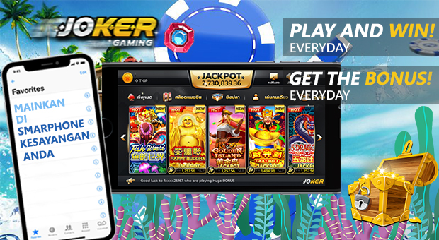 Daftar Slot Joker123 Mobile